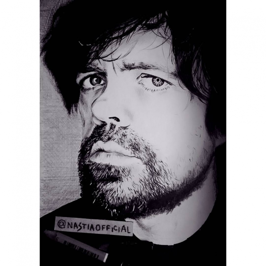 Peter Dinklage by nastiaofficial
